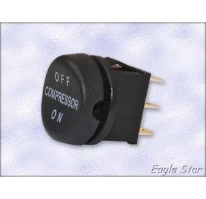 Ключе компресор on-off 6A 250V  SPST 3P