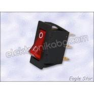 Единичен ключ on-off 16A 250V,  20A 125V  SPDT 3P
