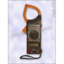 Дигитален мултимер - амперклещи DT-266