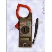 Дигитален мултиметър - амперклещи DT-266C