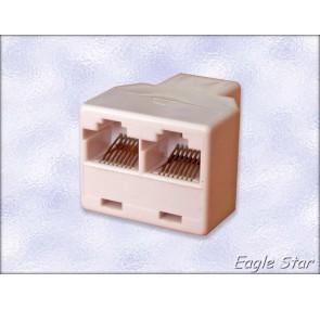 Компютърен съединител 2ж-1ж 8р8с